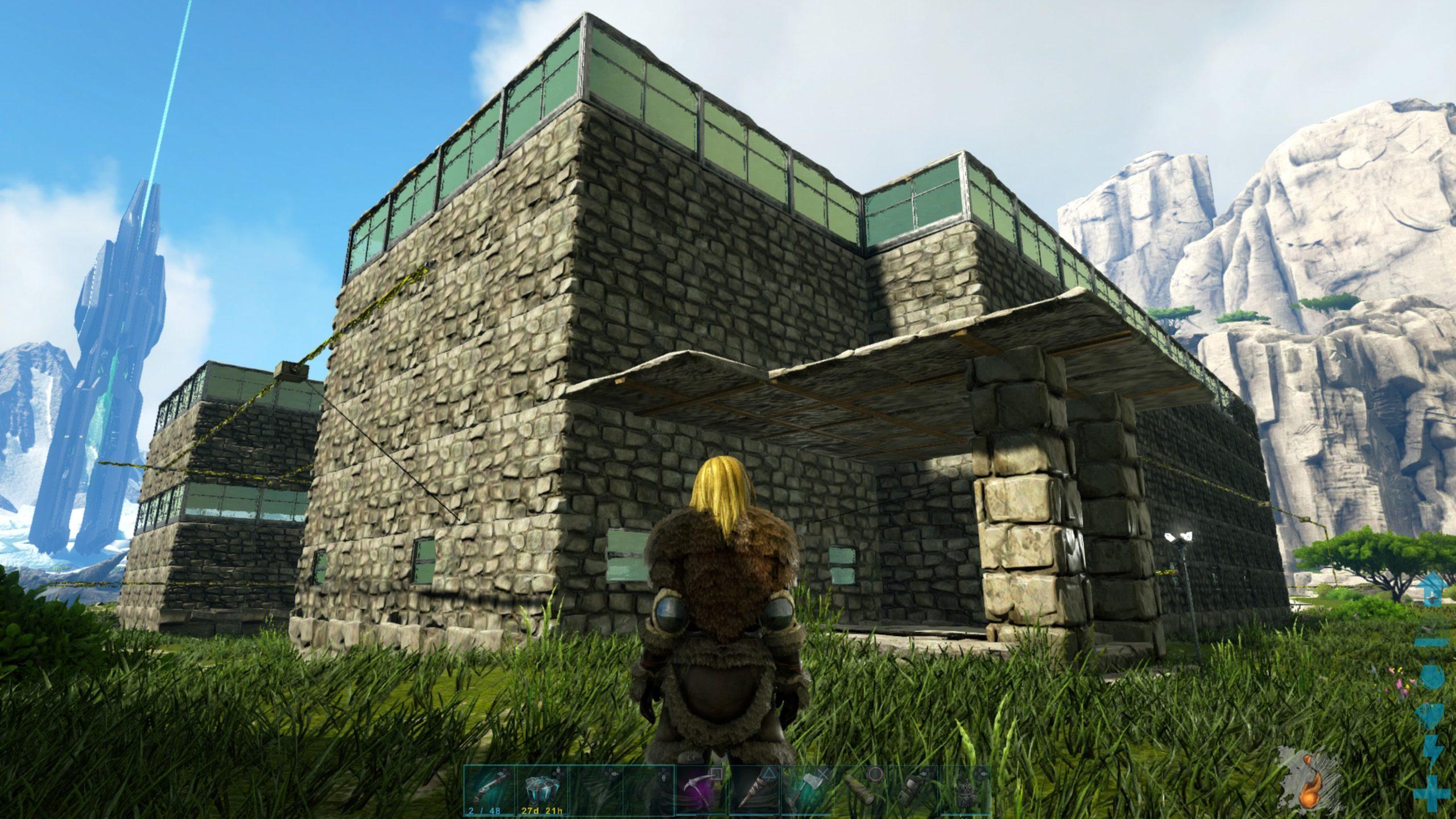 Ark バルゲロ 拠点 ARK【PS4】バルゲロ拠点完成!素材集めのおすすめスポットを紹介